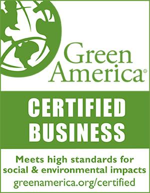 PowerPlug Green America Seal - hp icon