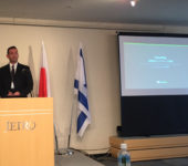 Eyal Yechieli, PowerPlug CEO, as part of Israeli delegation of IOT companies visiting Japan